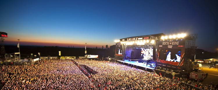 Rock Am Ring & Rock Im Park Festivals, Germany