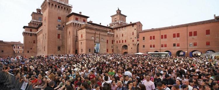 Astro Festival, Ferrara, Italy