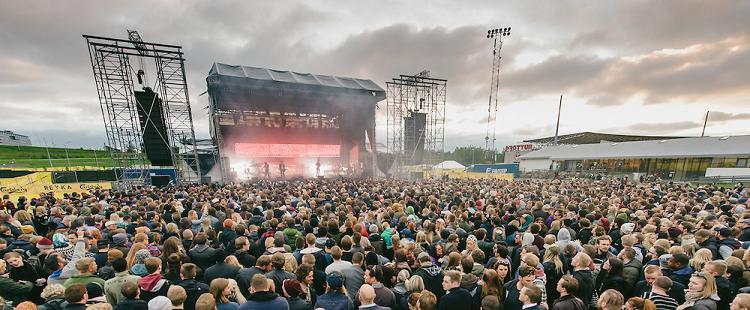 Secret Solstice Festival, Iceland