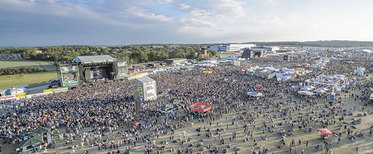 Southside & Hurricane Festivals, Germany
