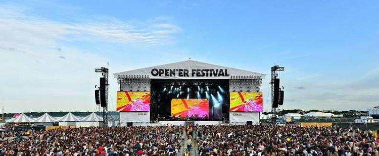 Open'er Festival, Poland