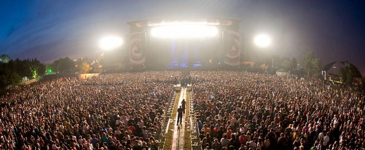 Bilbao BBK Live, Spain