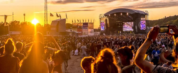 Dour Festival, Belgium