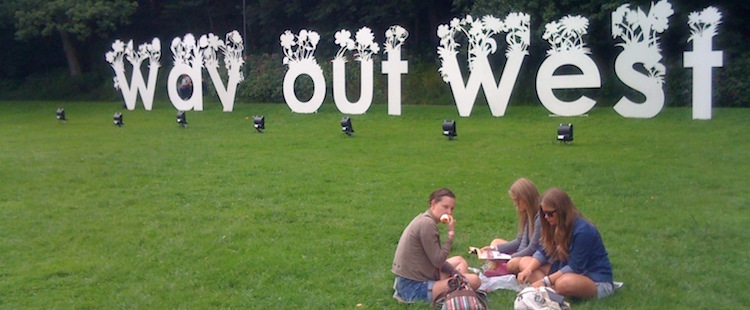 Way Out West Festival, Sweden