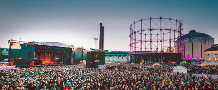 Flow Festival, Finland