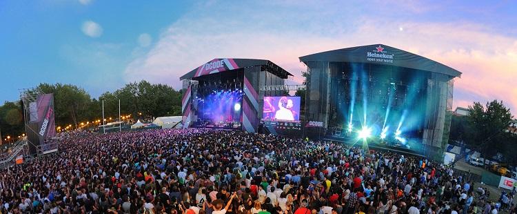 Dcode Festival, Spain