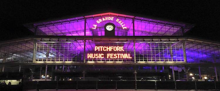 Pitchfork Music Festival Paris, France