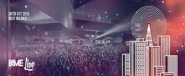 BIME Live Festival, Bilbao, Spain