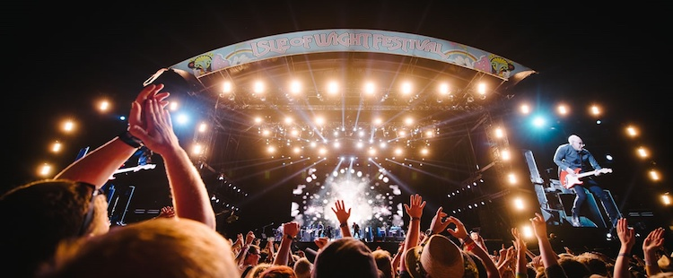 Isle Of Wight Festival, UK