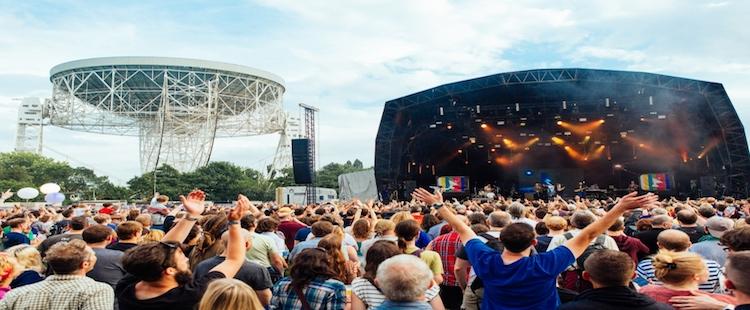 Bluedot Festival, U.K.