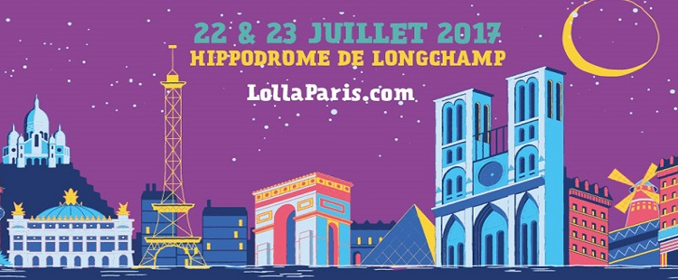 Lollapalooza Paris, France