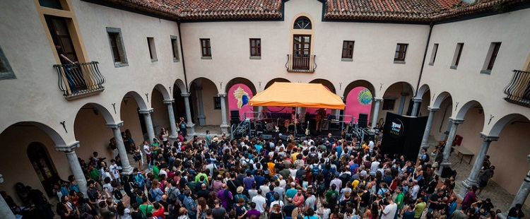 Ypsigrock Festival, Italy