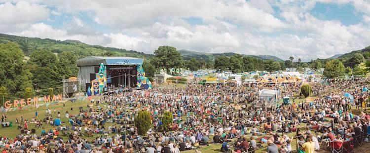 Green Man Festival, Wales, U.K.
