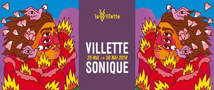 Villette Sonique Festival, Paris, France