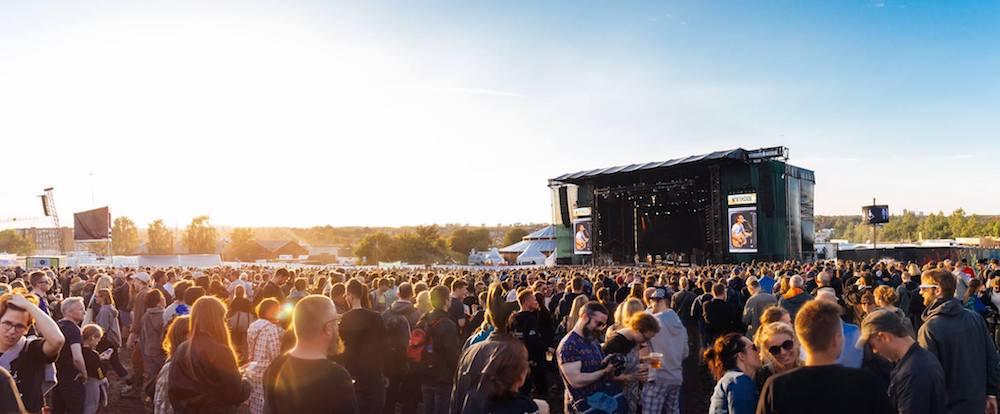 NorthSide Festival, Aarhus, Denmark
