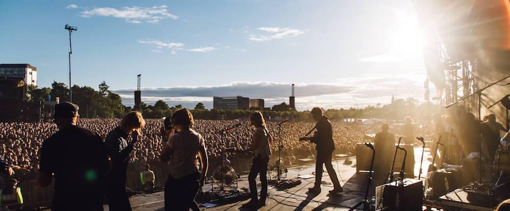 TRNSMT Festival, Scotland