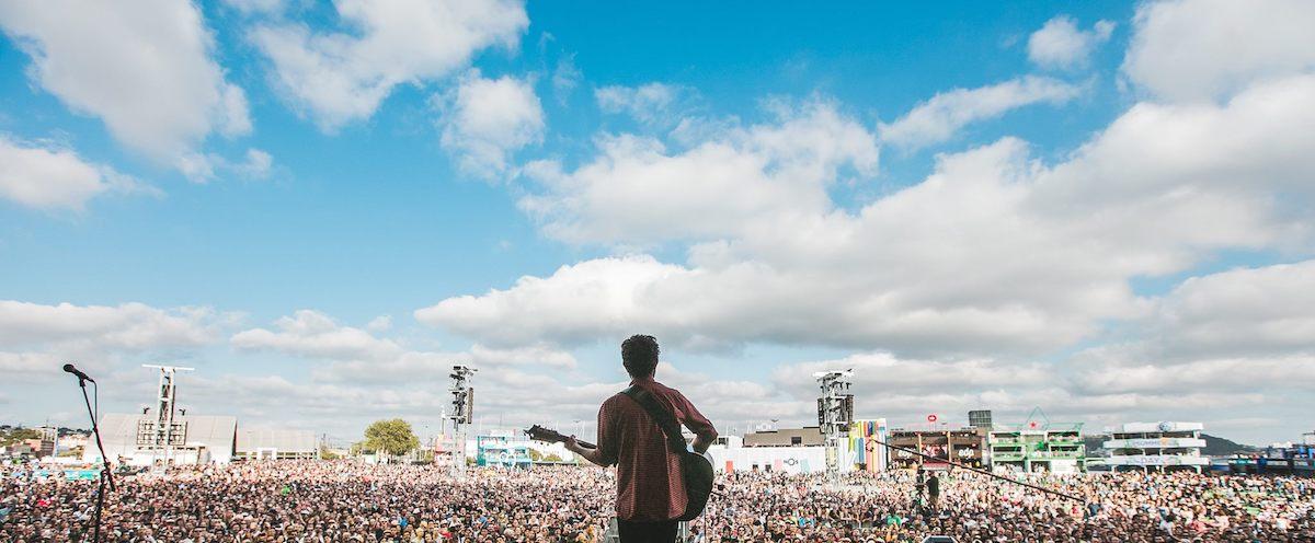 NOS Alive Festival, Portugal
