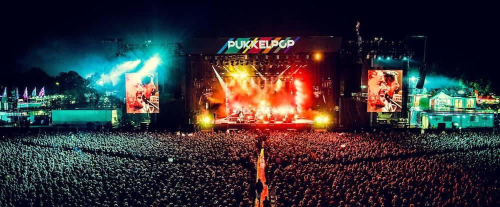 Pukkelpop Festival, Belgium