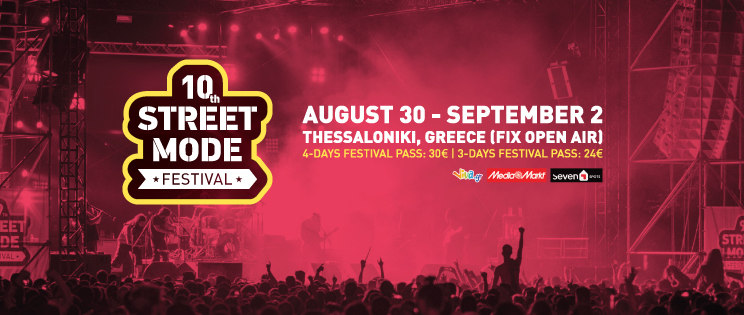 Street Mode Festival, Thessaloniki, Greece