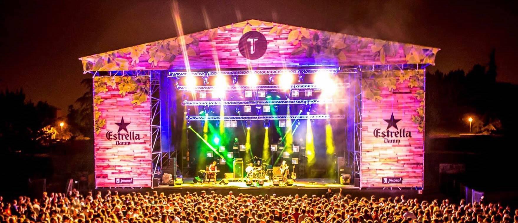 Tomavistas Festival, Madrid