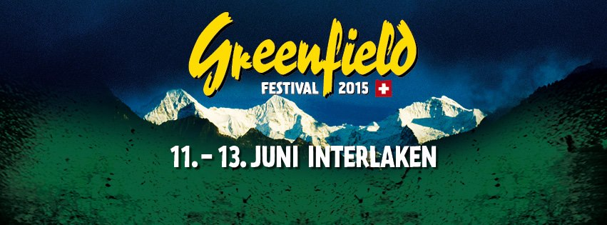 Greenfield Festival, Switzerland