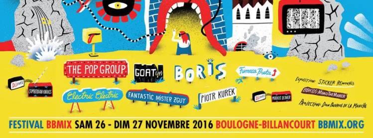 BBmix Festival, France