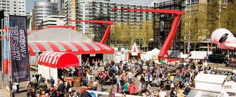 Motel Mozaique Festival, Netherlands
