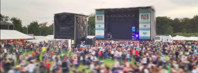 Rock A Field Festival, Luxembourg