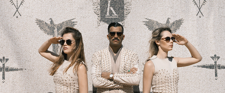 Οι Kadebostany στο ClockSound.gr