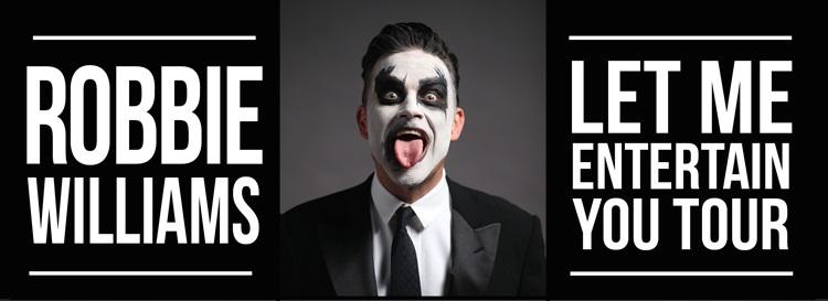 Έκλεισε το live του Robbie Williams στην Αθήνα!