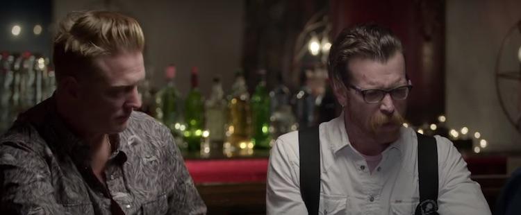 Η περιγραφή της πιο τραγικής βραδιάς στην ιστορία της μουσικής από τους Eagles Of Death Metal