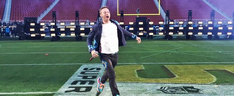 Οι Coldplay θα εμφανιστούν σήμερα στο Halftime Show του SuperBowl