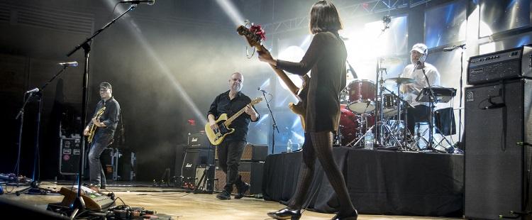 Pixies & Ministri ζωντανά στο Τορίνο της Ιταλίας, σήμερα 21 Ιουλίου