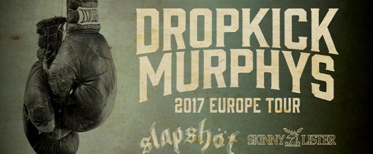 Οι Dropkick Murphys έρχονται σε Αθήνα και Θεσσαλονίκη