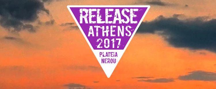 Πληροφορίες για τη 2η μέρα του Release Athens Festival