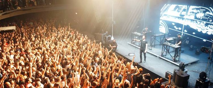 Royksopp & Moderat ανακοινώθηκαν από το Release Athens 2017