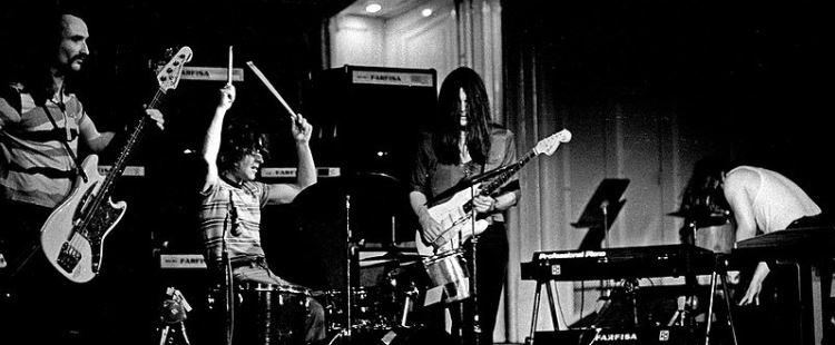 Απεβίωσε ο Liebezeit, drummer των Can