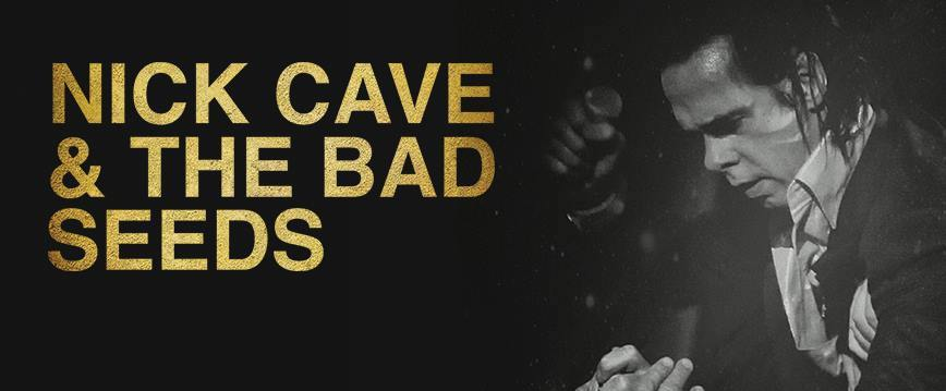 Nick Cave & The Bad Seeds στις 16 Νοεμβρίου στο Tae Kwon Do στο Φάληρο