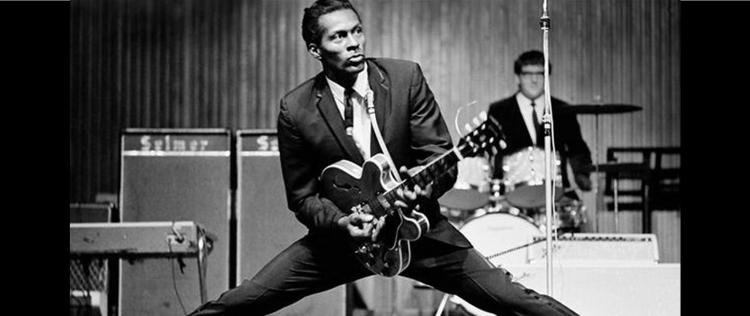 Chuck Berry, ένας αξεπέραστος θρύλος της μουσικής