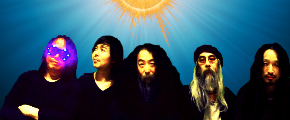 Οι Acid Mothers Temple & The Melting Paraiso UFO στο Fuzz Club στις 23 Σεπτεμβρίου
