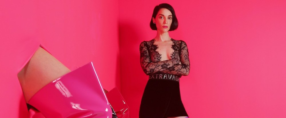 New Music: St. Vincent, Godspeed You! Black Emperor, Oneohtrix Point Never
