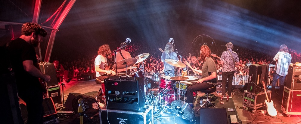 Οι King Gizzard & The Lizard Wizard στο Fuzz Club στις 16 Μαρτίου