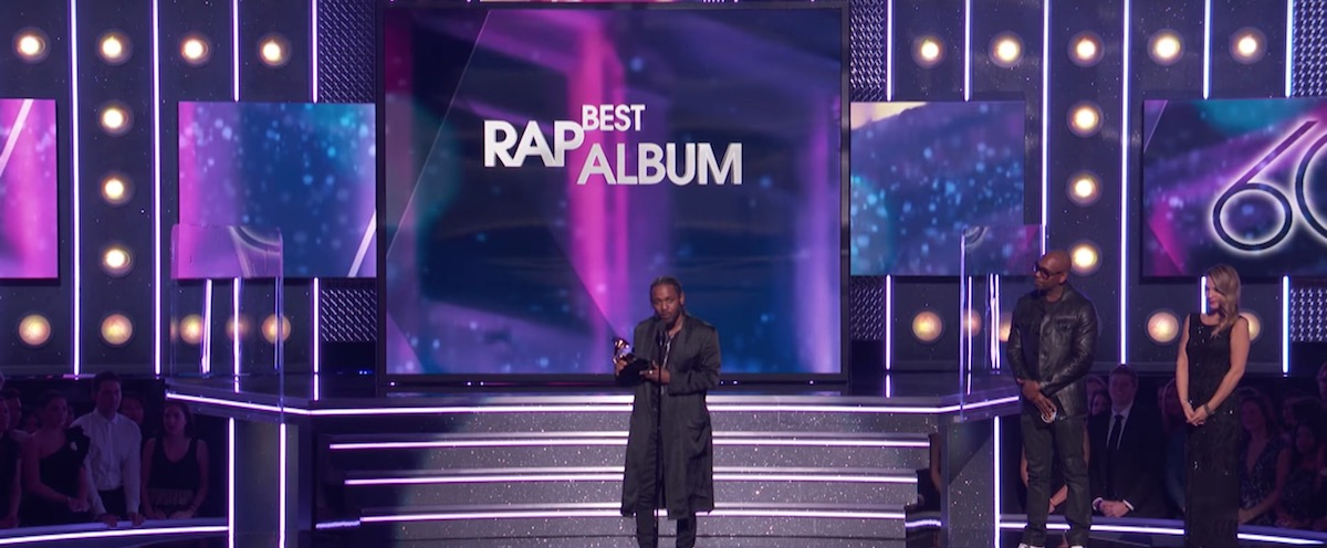 Grammy Awards 2018 - Kendrick Lamar, The War On Drugs, Kraftwerk, κ.α.