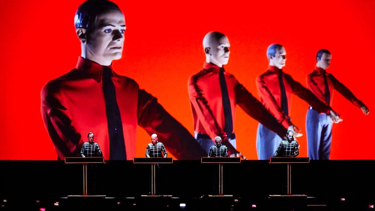 Το 3D Live Experience των Kraftwerk στην Αθήνα