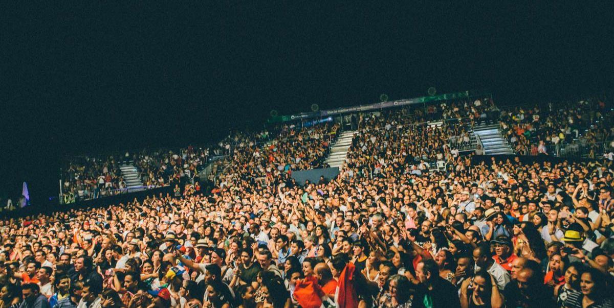 Οι Calexico στο φεστιβάλ Noches del Botánico της Μαδρίτης στις 21 Ιουλίου