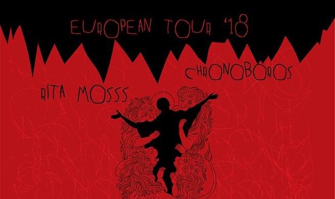Rita Mosss & Chronoboros στο Boiler Athens την Τετάρτη 9 Μαΐου