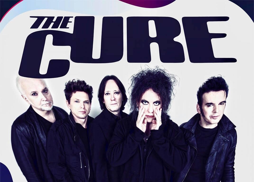 Το Ejekt Festival ανακοίνωσε τους Cure για τα 15α γενέθλιά του