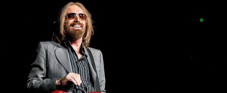 Προς τεράστια έκπληξη, ο Tom Petty ήταν ο επόμενος στη σειρά...