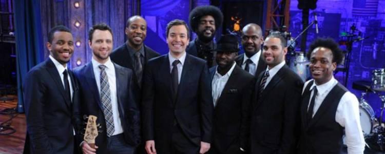 Δείτε τη χθεσινή εμφάνιση των Roots στην εκπομπή του Jimmy Fallon