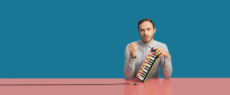Ο James Vincent McMorrow στο ClockSound.gr